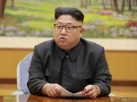 北朝鮮の金正恩朝鮮労働党委員長(写真:KCNA/新華社/アフロ)