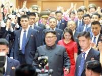 北朝鮮・金正恩氏が3度目の訪中(提供:KNS/KCNA/AFP/アフロ)