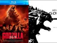左:『GODZILLA ゴジラ』Blu-rayジャケット、右:アニメ『GODZILLA -怪獣惑星-』公式サイトより