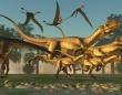 ジュラシック・パークで有名になった恐竜「ディロフォサウルス」はトカゲより鳥に近い(米研究)
