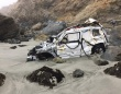 車が崖に転落。1週間行方不明となり、奇跡の生還をとげた女性のサバイバル物語(アメリカ)