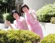 阿佐ヶ谷姉妹さん、素敵なおしゃべりありがとうございました(写真=北川泉)