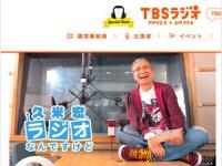 山本太郎氏もTBSラジオ『久米宏 ラジオなんですけど』で激烈トーク!(番組サイトより)