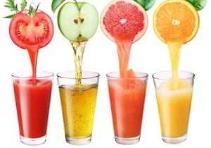 「果汁100%ジュース」は太る!?(depositphotos.com)