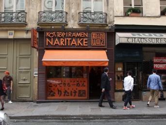 パリにあるラーメン店(Photo by Guilhem Vellut via Flickr)