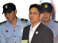 韓国大統領機密漏えい問題で李在鎔サムスン電子副会長に懲役5年実刑判決(YONHAP NEWS/アフロ)