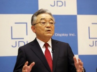 JDI・東入来信博会長兼CEO(写真:つのだよしお/アフロ)