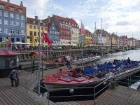 デンマークのコペンハーゲン(筆者撮影)