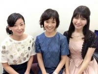 『皆口裕子』オフィシャルブログより。