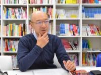 『TOEIC(R) L&R TEST 英単語スピードマスター』著者の成重寿さん