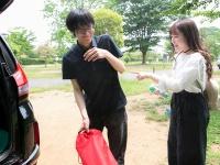 元AKB48とBBQデート!茨城のオートキャンプ場で恋に落ちてみた【前編】