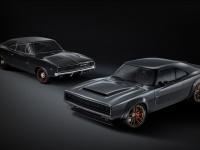 純正パーツブランド、モパーからマッスルカー向け1000馬力のエンジンキット発表!ヘレファント搭載の68年式ダッジ・チャージャーSEMAショーで公開!