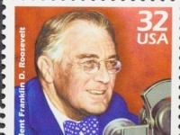 フランクリン・ルーズベルトは、1945年4月12日、高血圧性脳出血で死去catwalker / Shutterstock.com