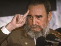 キューバの革命家カストロ、90歳で死す(写真は1989年に撮影されたもの)(shutterstock.com)