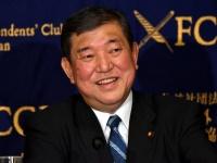 自民党の石破茂衆議院議員(写真:Natsuki Sakai/アフロ)