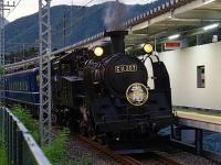 東武鉄道のSL「大樹」(「Wikipedia」より)
