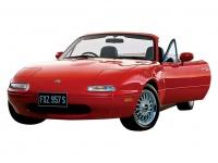 憧れのオープンカー、マツダ・ユーノスロードスターってどんなクルマ?トヨタ・MR-Sと比較してみる