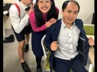 ※イメージ画像:横澤夏子オフィシャルTwitterアカウント「@45sawa72」より