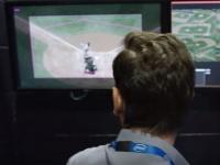 """インテルの""""360度リプレイ""""技術紹介動画「Intel Newsroom」より"""