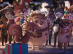 心温まるクリスマスストーリー。孤独だったハリネズミを変えたのは梱包材?!