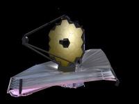 ジェイムズ・ウェッブ宇宙望遠鏡 画像は「Wikipedia」より引用