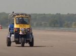 速い…! タイの三輪タクシー『トゥクトゥク』で時速119kmを記録。