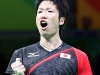 卓球団体銅メダル決めた水谷隼、信じられない「足技」を持っていた