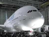 ANAが導入するエアバスA380(「Wikipedia」より)