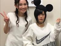※イメージ画像:RaMu公式Twitterより(左・朝井麗華、右・RaMu)