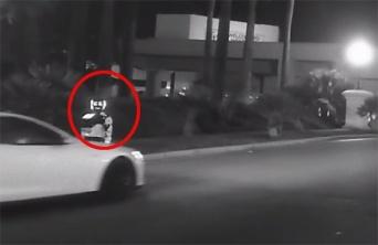 テスラ社の自動運転車がAIロボットをひき殺すという事案(アメリカ)