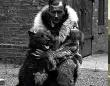血清を届けるために吹雪の中を走る!走る!アラスカの町を感染症から救った英雄犬、バルトの物語