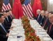 G20首脳会議 米中首脳会談(写真:AFP/アフロ)