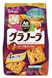 東ハト オールレーズングラノーラ メープルナッツ味 12枚(2枚パック×6袋)×12袋