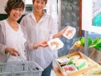 平野レミ、和田明日香⒞『選ぶ、食べる、サステナブル展』