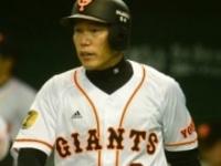 井端弘和氏(写真は現役時代)