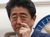 安倍晋三首相(つのだよしお/アフロ)