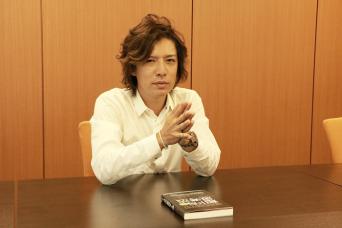 『運命を支配する超ドS思考法 億万長者になるために必要なこと』(あさ出版刊)の著者、大坪伸さん