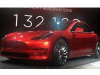 テスラ Model 3(「Wikipedia」より)