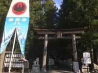 熊野本宮大社は参道の雰囲気が抜群
