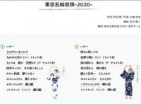 「東京五輪音頭―2020―」公式サイトより