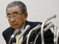 セブン&アイHD鈴木会長の退任会見(「ロイター/アフロ」より)