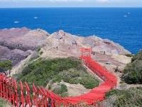 「元乃隅稲成神社」が名称変更(yuki5287さん撮影, Wikimedia Commons