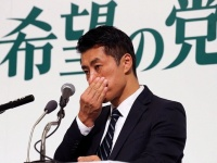 希望の党の細野豪志氏(日刊スポーツ/アフロ)