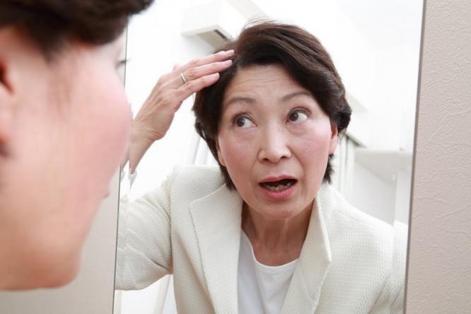 """「白髪」と「薄毛」を一度に解消できる!""""漢方""""が驚くほど有効なワケ"""