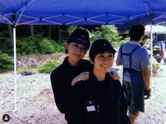 ※画像は川口春奈のインスタグラムアカウント『@haruna_kawaguchi_official』より