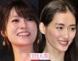 (左から)深田恭子、綾瀬はるか