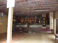 山奥にある謎の廃神社(写真/村田らむ)
