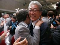 竹田JOC会長(写真:ロイター/アフロ)