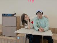 ※クォン・サンウとソン・テヨン夫妻。画像はソン・テヨンのインスタグラムアカウント「@sontaeyoung_official」より