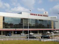 福岡空港・国内線ターミナルビル(「Wikipedia」より)